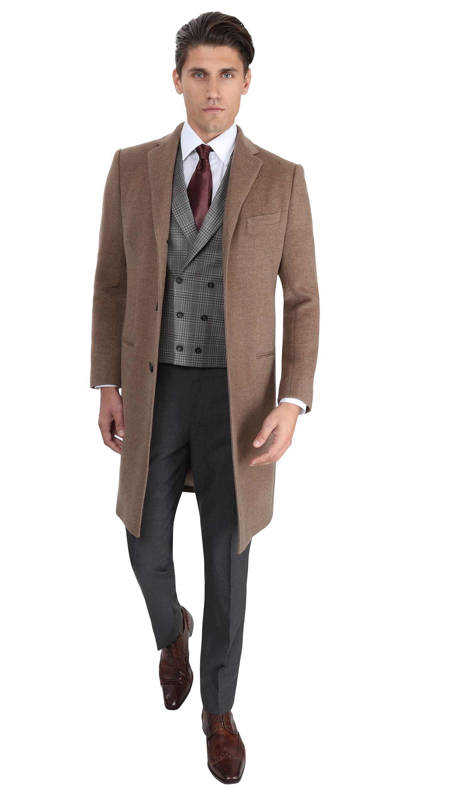 Ron Bennett made to measure